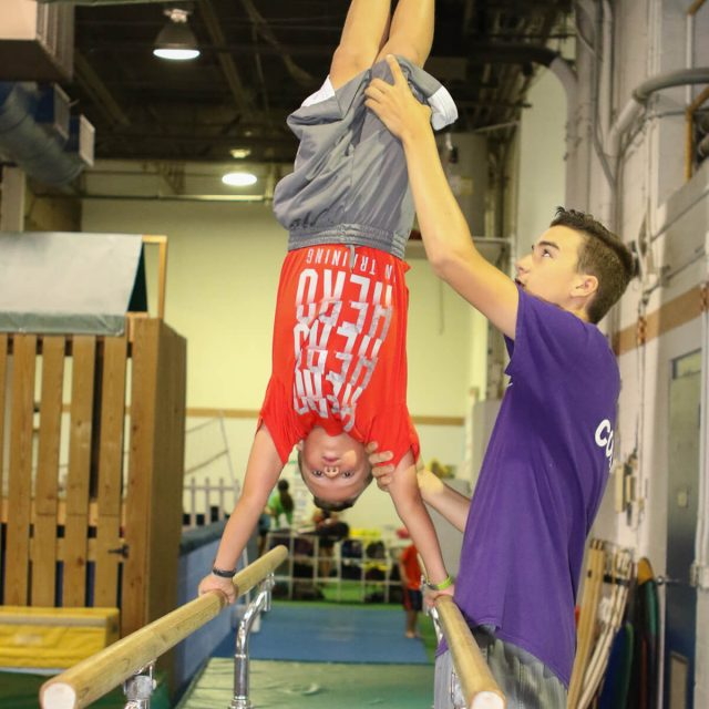 BOYS GYMNASTICS - SCHOOL AGE