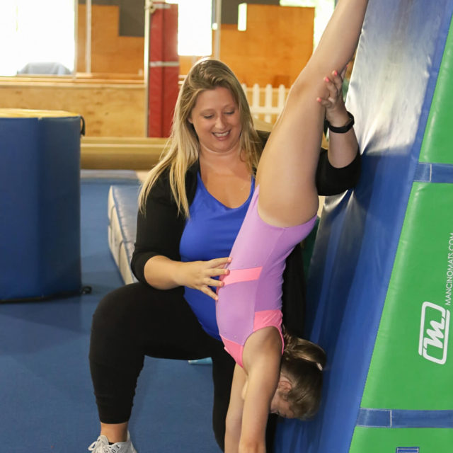 GIRLS GYMNASTICS - SCHOOL AGE